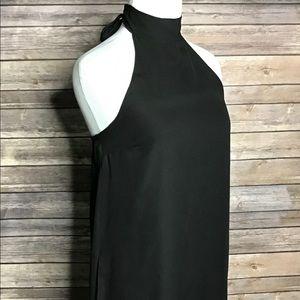 Perfect Halter top! Black. EUC